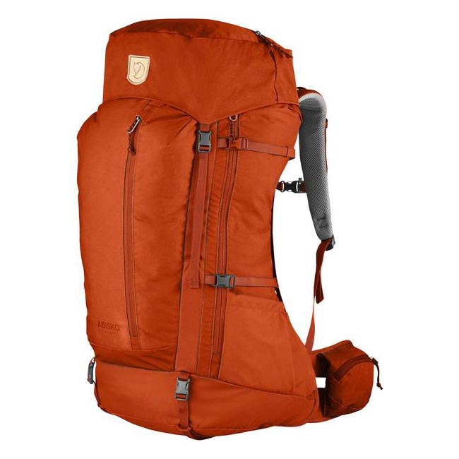 Bags Fjallraven ABISKO FRILUFT 45 FLAME ORANGE  Outlet Online
