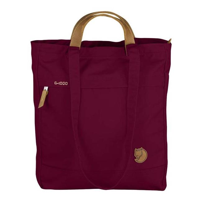 Bags Fjallraven TOTEPACK NO.1 PLUM Outlet Online