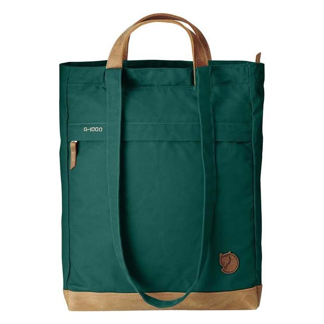 Bags Fjallraven TOTEPACK NO. 2 COPPER GREEN Outlet Online