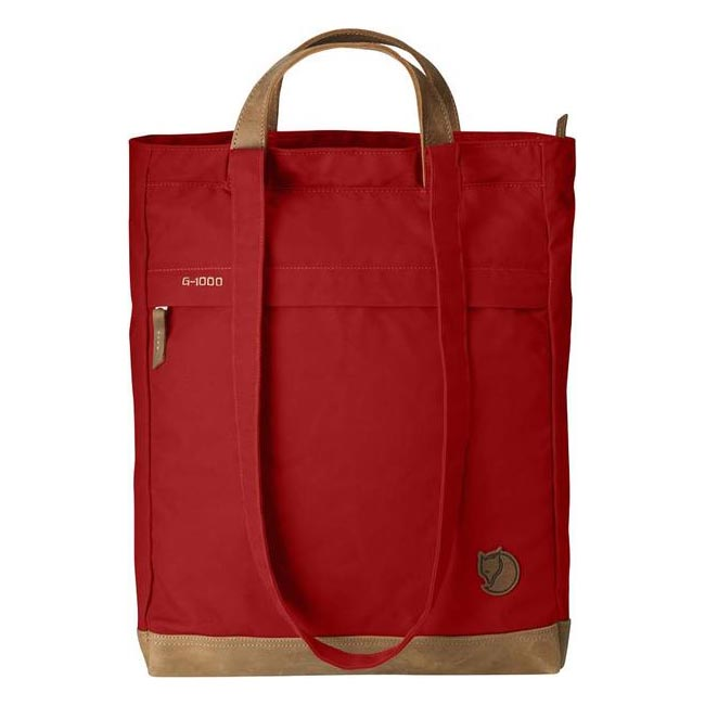 Bags Fjallraven TOTEPACK NO. 2 RED Outlet Online