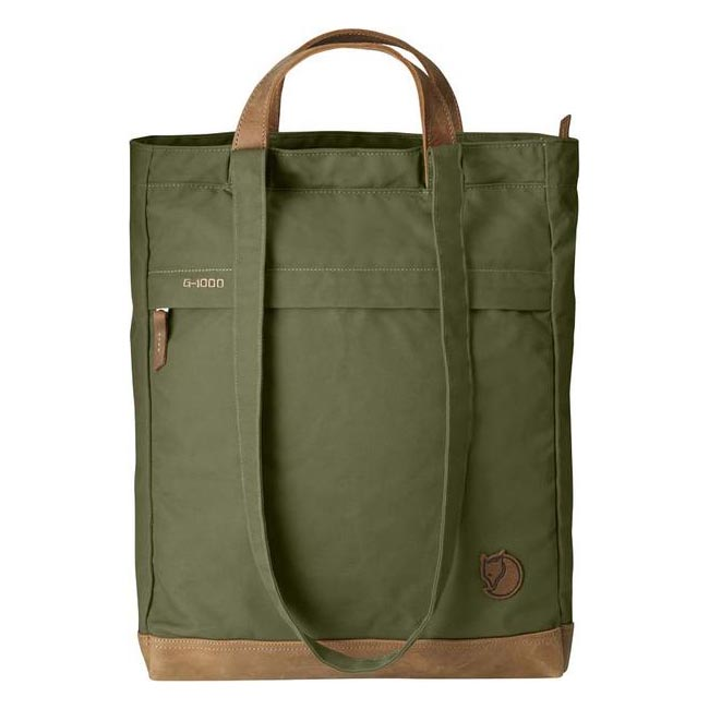 Bags Fjallraven TOTEPACK NO. 2 GREEN Outlet Online