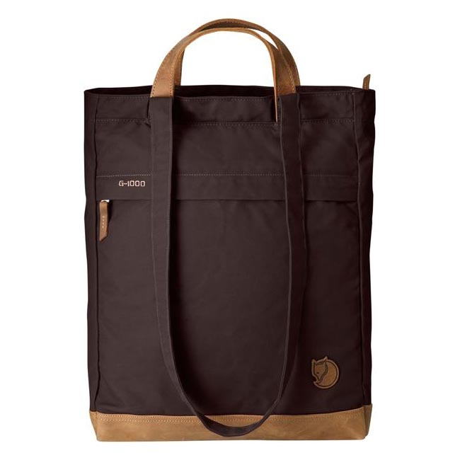 Bags Fjallraven TOTEPACK NO. 2 HICKORY BROWN Outlet Online