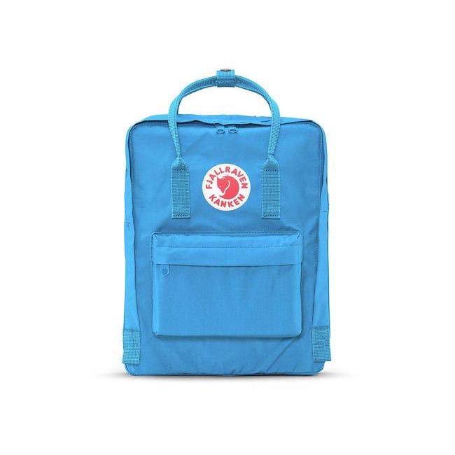Bags Fjallraven KÅNKEN BACKPACK AIR BLUE Outlet Online