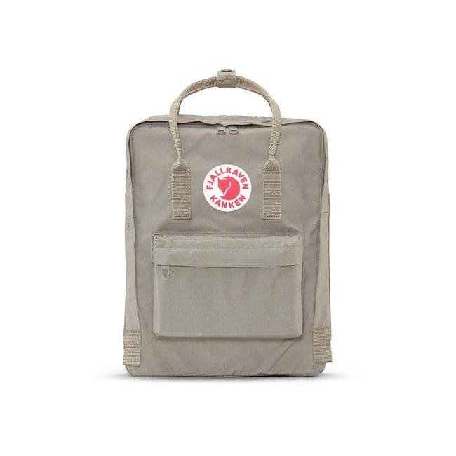 Bags Fjallraven KÅNKEN BACKPACK FOG Outlet Online