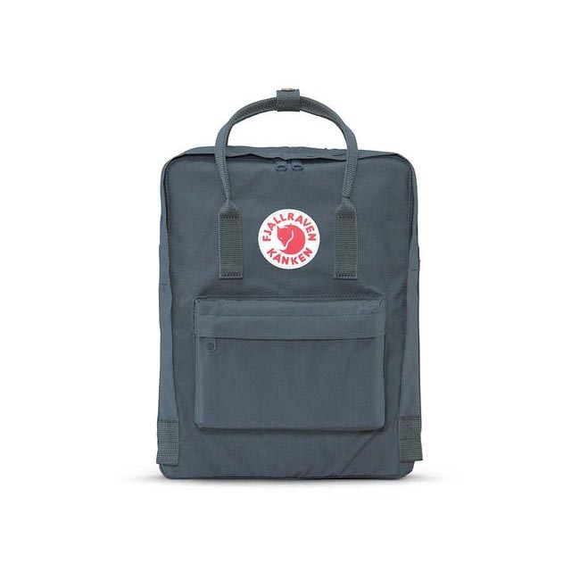 Bags Fjallraven KÅNKEN BACKPACK GRAPHITE Outlet Online