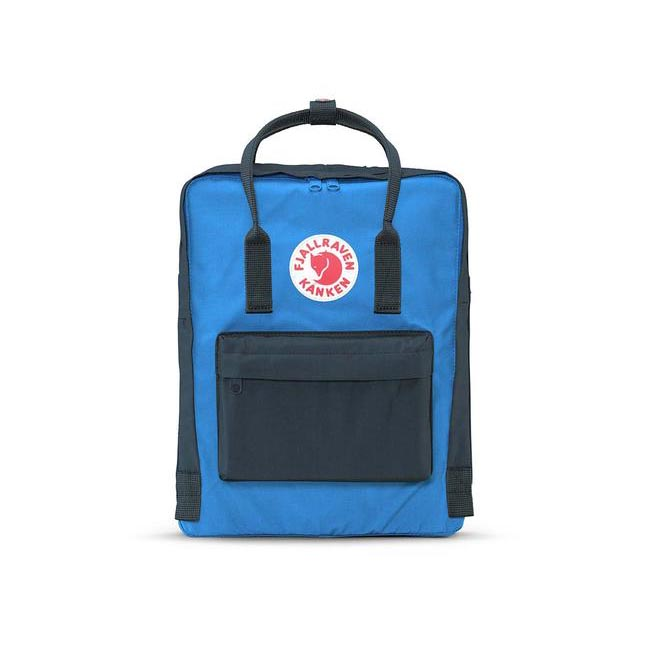 Bags Fjallraven KÅNKEN BACKPACK GRAPHITE-UN BLUE Outlet Online