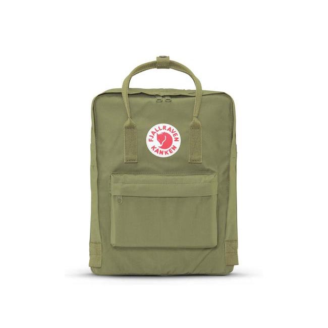 Bags Fjallraven KÅNKEN BACKPACK GREEN Outlet Online