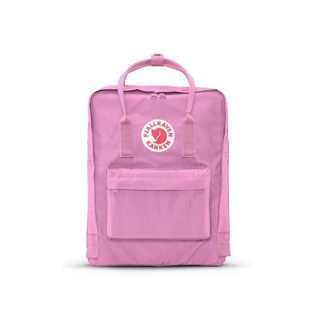Bags Fjallraven KÅNKEN BACKPACK ORCHID Outlet Online