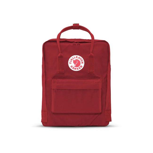 Bags Fjallraven KÅNKEN BACKPACK OX RED Outlet Online