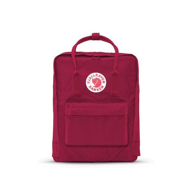 Bags Fjallraven KÅNKEN BACKPACK PLUM Outlet Online