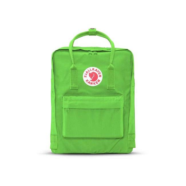 Bags Fjallraven KÅNKEN BACKPACK VILLA GREEN Outlet Online