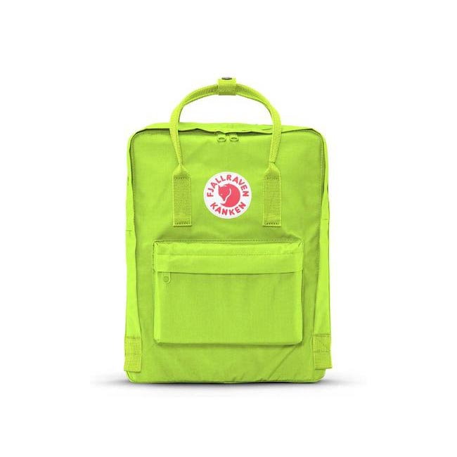 Bags Fjallraven KÅNKEN BACKPACK CAFE MINT Outlet Online