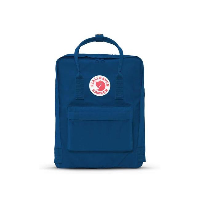 Bags Fjallraven KÅNKEN BACKPACK ESTATE BLUE Outlet Online
