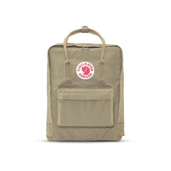 Bags Fjallraven KÅNKEN BACKPACK PUTTY Outlet Online