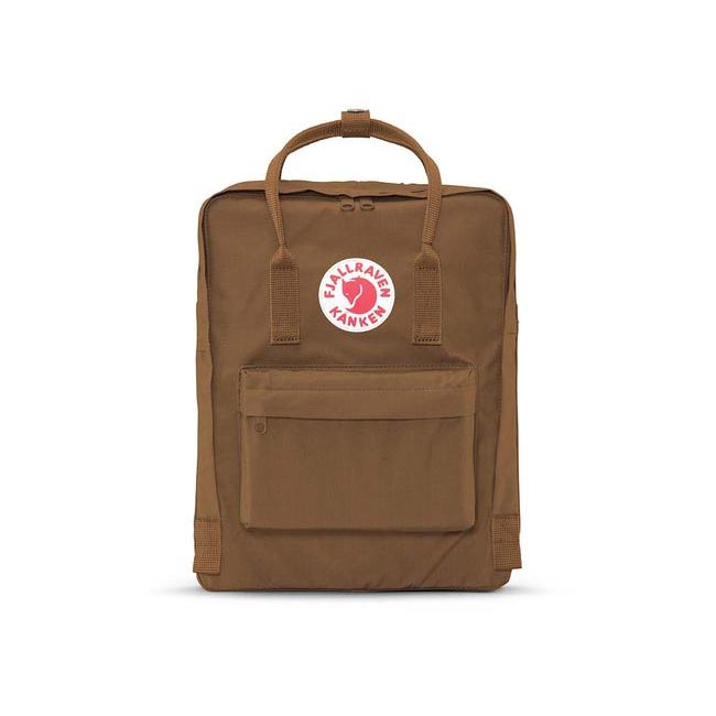 Bags Fjallraven KÅNKEN BACKPACK SAND Outlet Online