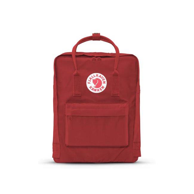 Bags Fjallraven KÅNKEN BACKPACK DEEP RED Outlet Online