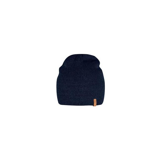 Equipment Fjallraven KIRUNA BEANIE DARK NAVY Outlet Online