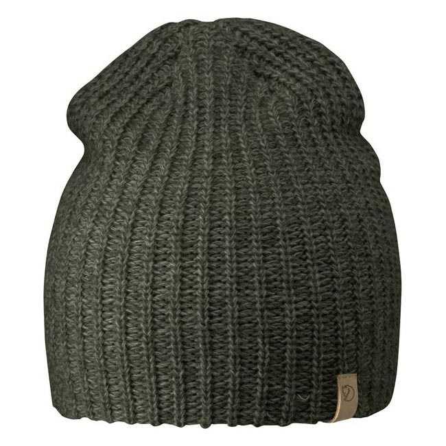 Equipment Fjallraven OVIK MELANGE BEANIE MOUNTAIN GREY  Outlet Online