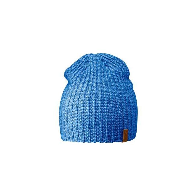 Equipment Fjallraven OVIK MELANGE BEANIE UN BLUE  Outlet Online