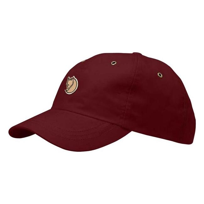 Equipment Fjallraven HELAGS CAP OX RED Outlet Online