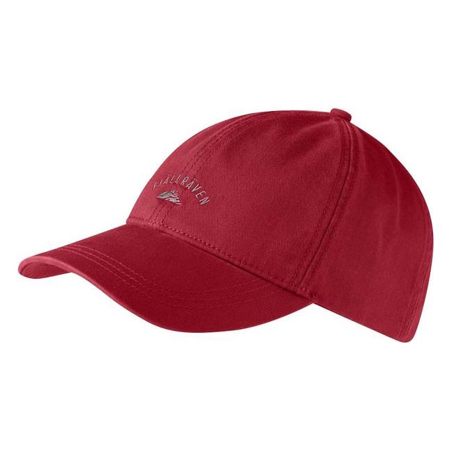 Equipment Fjallraven ÖVIK CLASSIC CAP DEEP RED Outlet Online