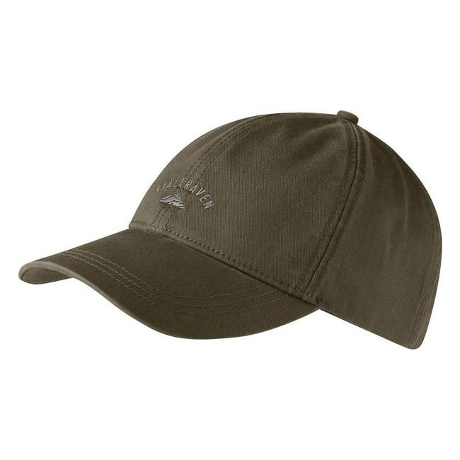Equipment Fjallraven ÖVIK CLASSIC CAP DARK OLIVE  Outlet Online