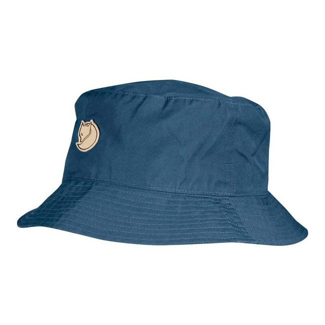 Equipment Fjallraven KIRUNA HAT UNCLE BLUE Outlet Online