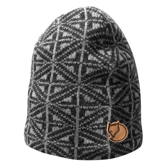 Equipment Fjallraven FROST HAT DARK GREY Outlet Online