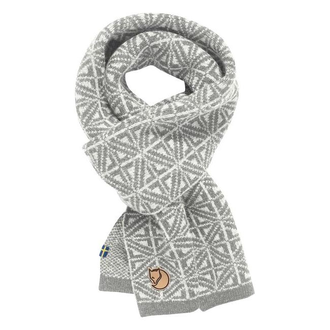 Equipment Fjallraven FROST SCARF ECRU Outlet Online