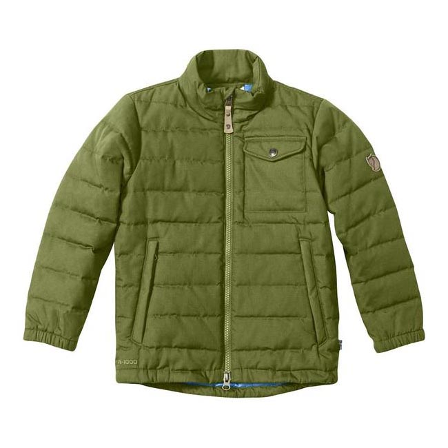 Women Fjallraven KIDS OVIK LITE JACKET AVOCADO  Outlet Online