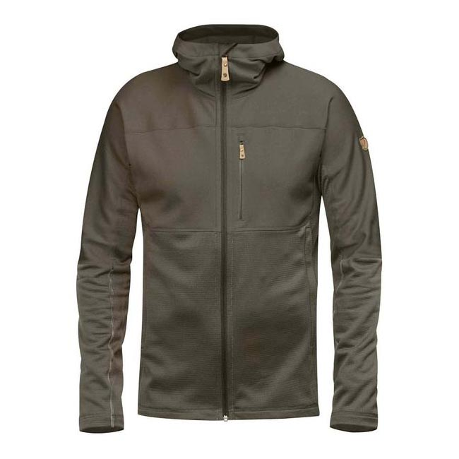 Men Fjallraven ABISKO TRAIL FLEECE TARMAC Outlet Online
