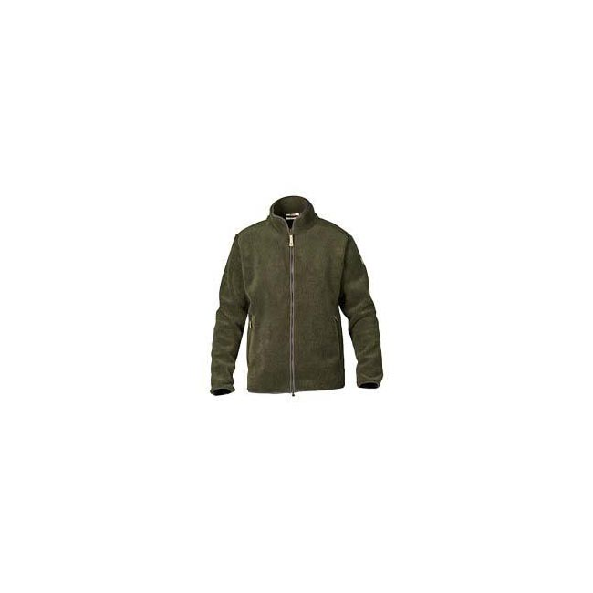 Men Fjallraven SINGI ZIP SWEATER DARK OLIVE Outlet Online