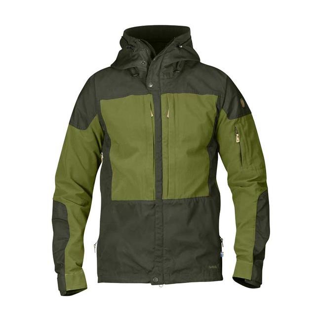 Men Fjallraven KEB JACKET OLIVE Outlet Online