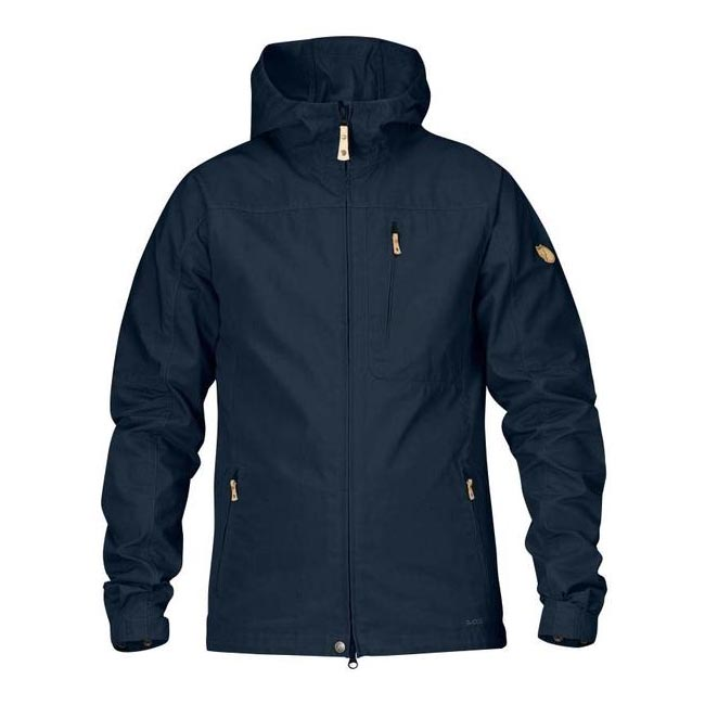 Men Fjallraven STEN JACKET DARK NAVY Outlet Online