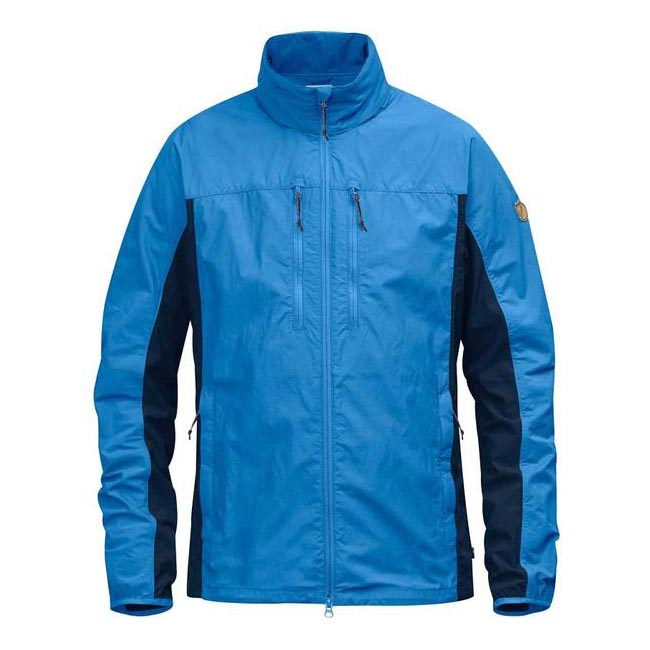 Men Fjallraven HIGH COAST HYBRID JACKET UN BLUE Outlet Online