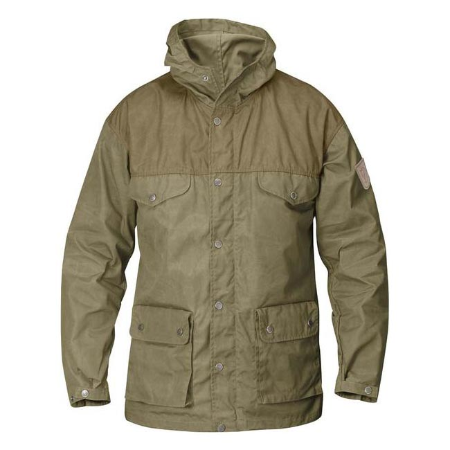 Men Fjallraven GREENLAND JACKET CORK Outlet Online