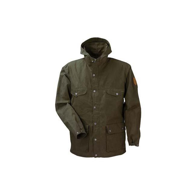 Men Fjallraven GREENLAND JACKET TARMAC Outlet Online