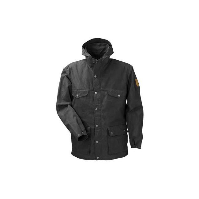Men Fjallraven GREENLAND JACKET BLACK Outlet Online