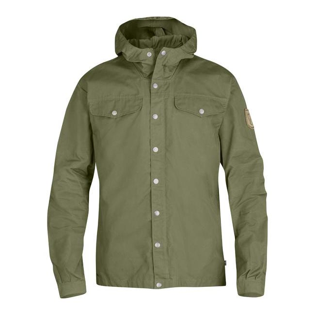 Men Fjallraven GREENLAND NO.1 GREEN Outlet Online