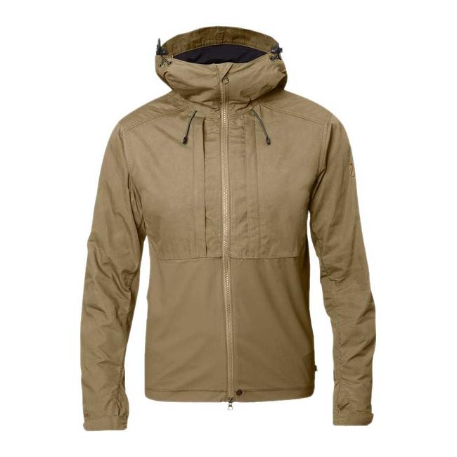 Men Fjallraven ABISKO LITE JACKET SAND Outlet Online