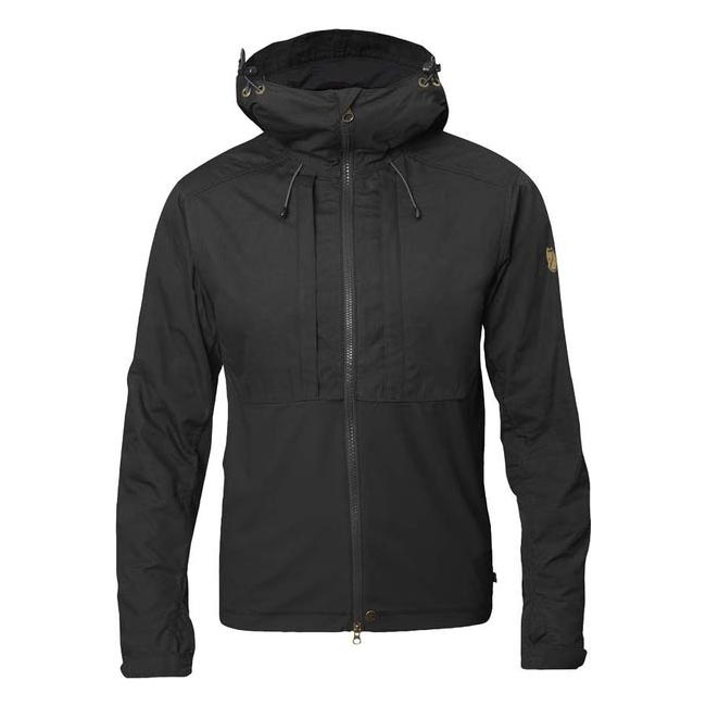 Men Fjallraven ABISKO LITE JACKET DARK GREY Outlet Online