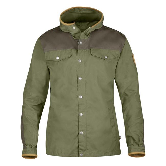 Men Fjallraven GREENLAND NO.1 SPECIAL EDITION - UPDATED GREEN Outlet Online