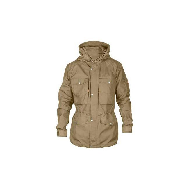 Men Fjallraven SINGI TREKKING JACKET SAND Outlet Online