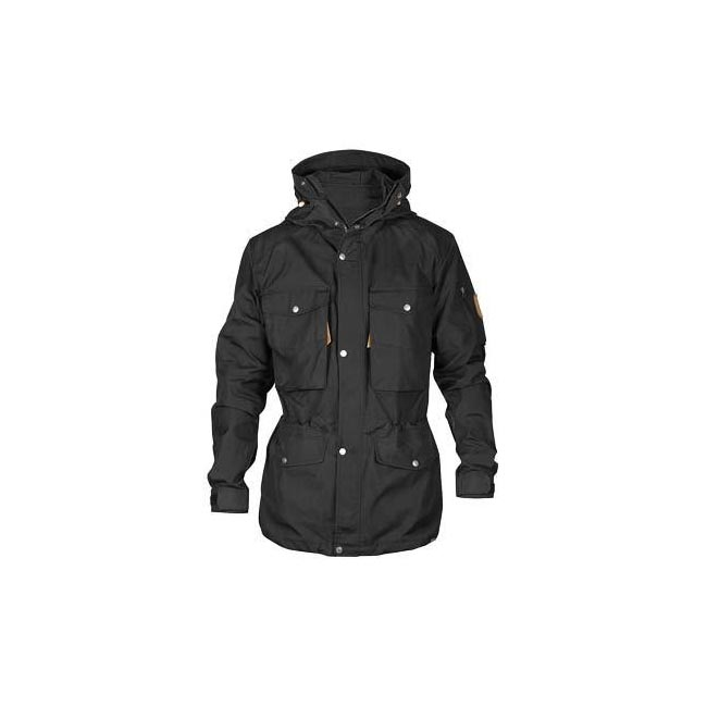 Men Fjallraven SINGI TREKKING JACKET BLACK Outlet Online