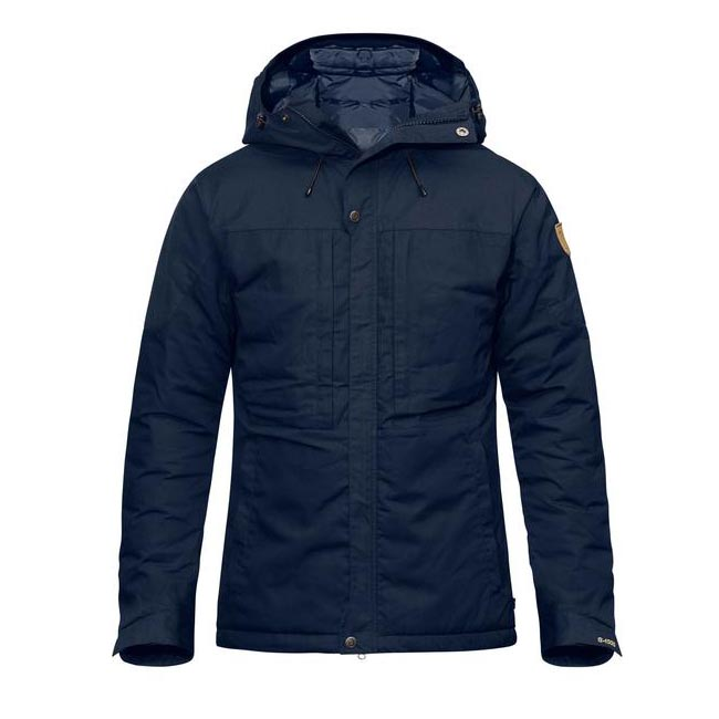 Men Fjallraven SKOGSÖ PADDED JACKET DARK NAVY Outlet Online