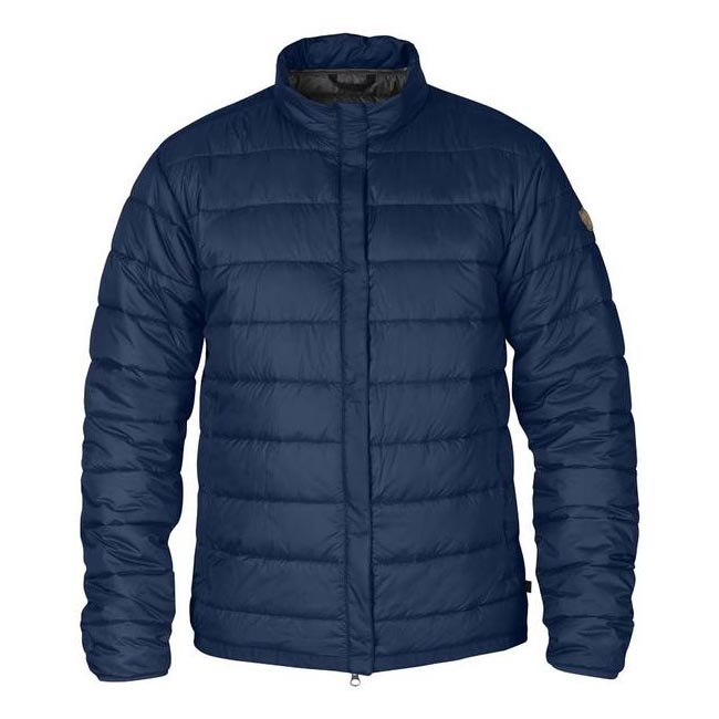 Men Fjallraven KEB PADDED JACKET BLUEBERRY Outlet Online