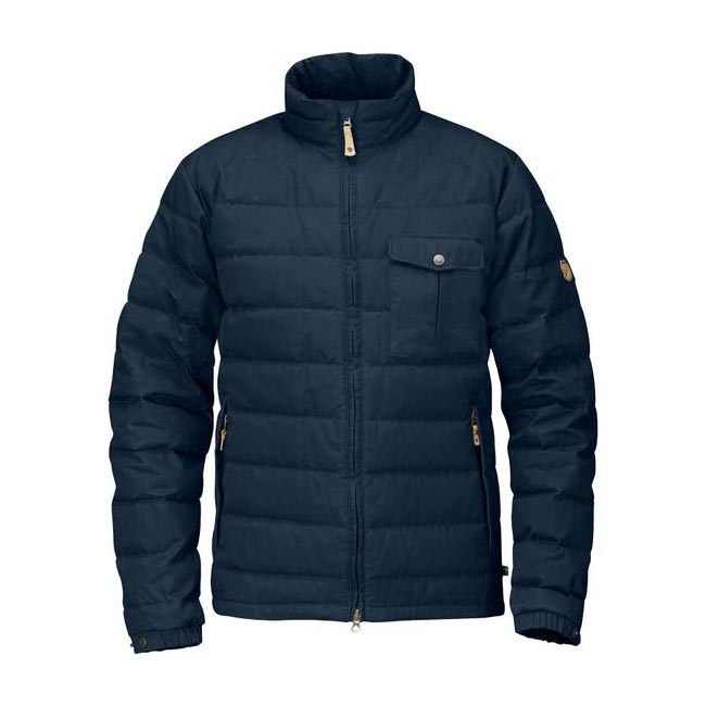 Men Fjallraven ÖVIK LITE JACKET DARK NAVY Outlet Online