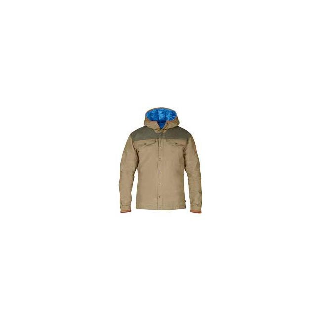 Men Fjallraven GREENLAND NO. 1 DOWN JACKET SAND Outlet Online