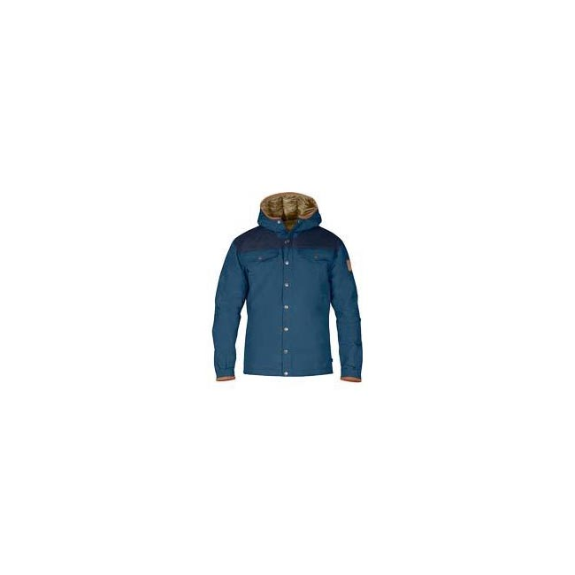 Men Fjallraven GREENLAND NO. 1 DOWN JACKET UNCLE BLUE Outlet Online