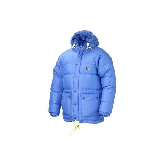 Men Fjallraven EXPEDITION DOWN ICE BLUE Outlet Online